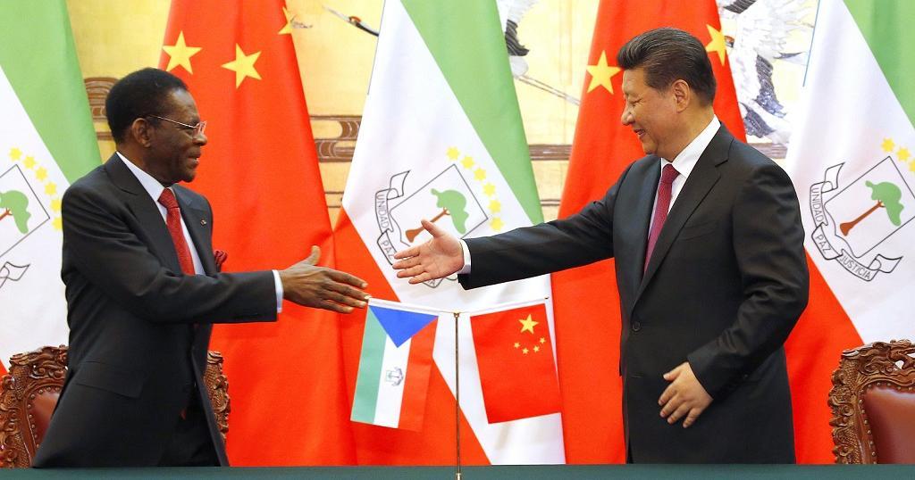 Equatorial Guinea supports China with $2m to combat coronavirus