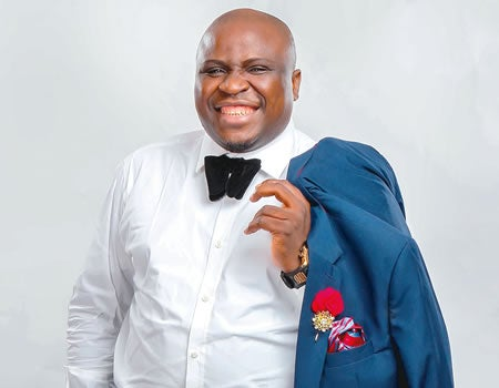 I started a show called 'Laugh Matters' as a springboard for the young ones –Comedian/Compere Extraordinaire, Gbenga Adeyinka
