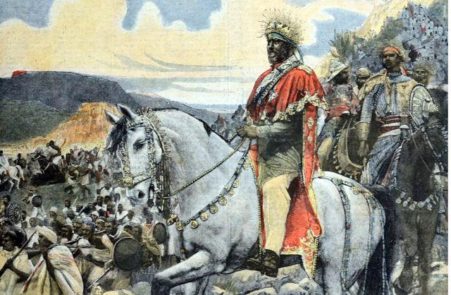 Menelik II: The Ethiopian warrior Who triumphed over European Colonizers