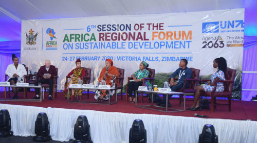 UN deputy chief tasks young African leaders on Global Goals