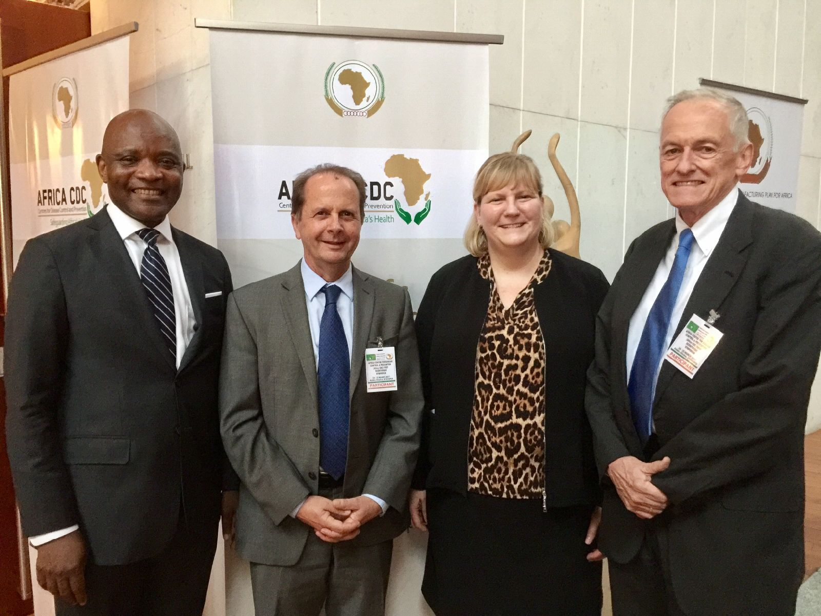 Africa's CDC Braces up to fight against the spread of Covid -19, creates over 43years