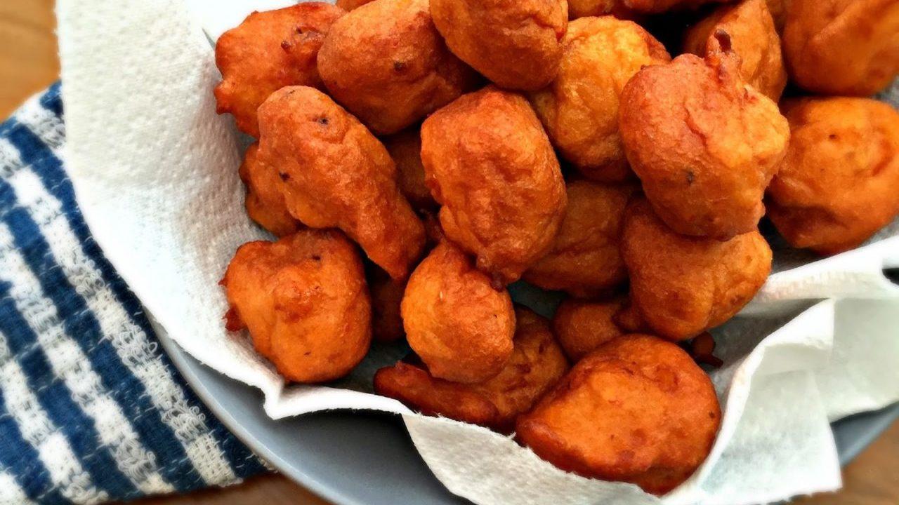 Nigeria's bean cake or 'Akara' is food for Brazilian gods