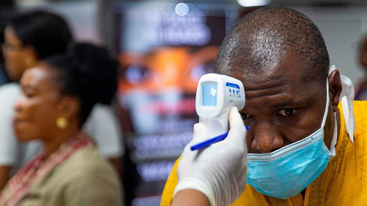 Coronavirus affecting South Africa's tourism industry