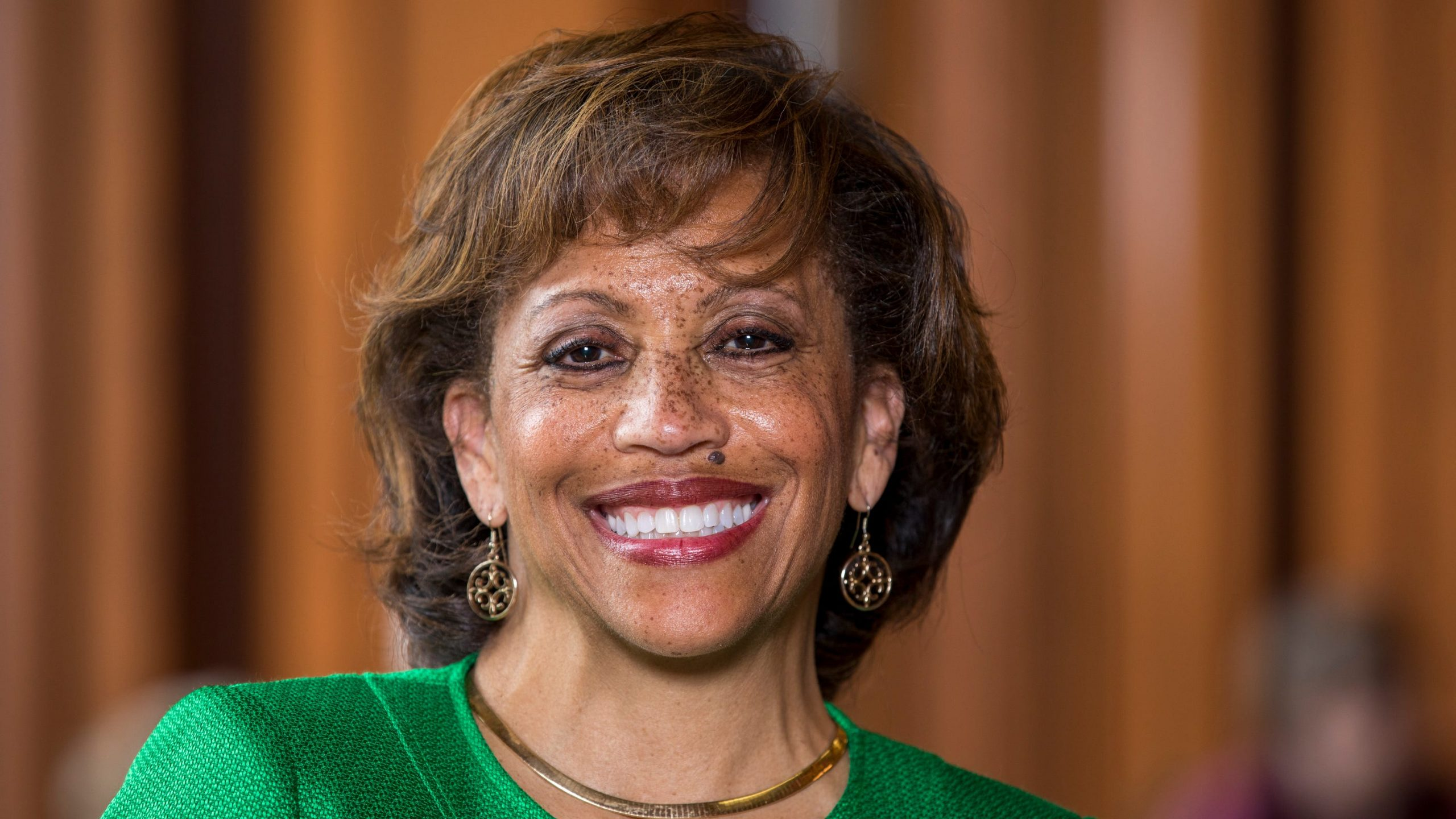 DePauw University appoints first African American president
