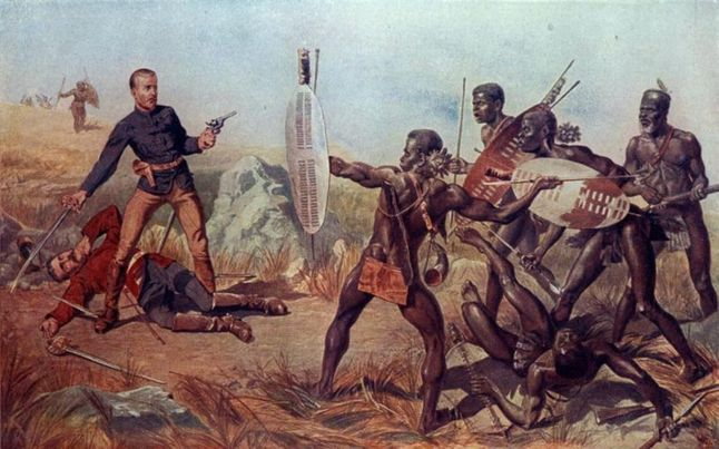 How The Zulu defeated British invaders In 1879 in the Battle Of Isandlwana