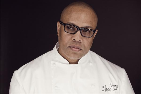 """I found my gift in prison"" –Award-winning celebrity chef,  Jeff Henderson"