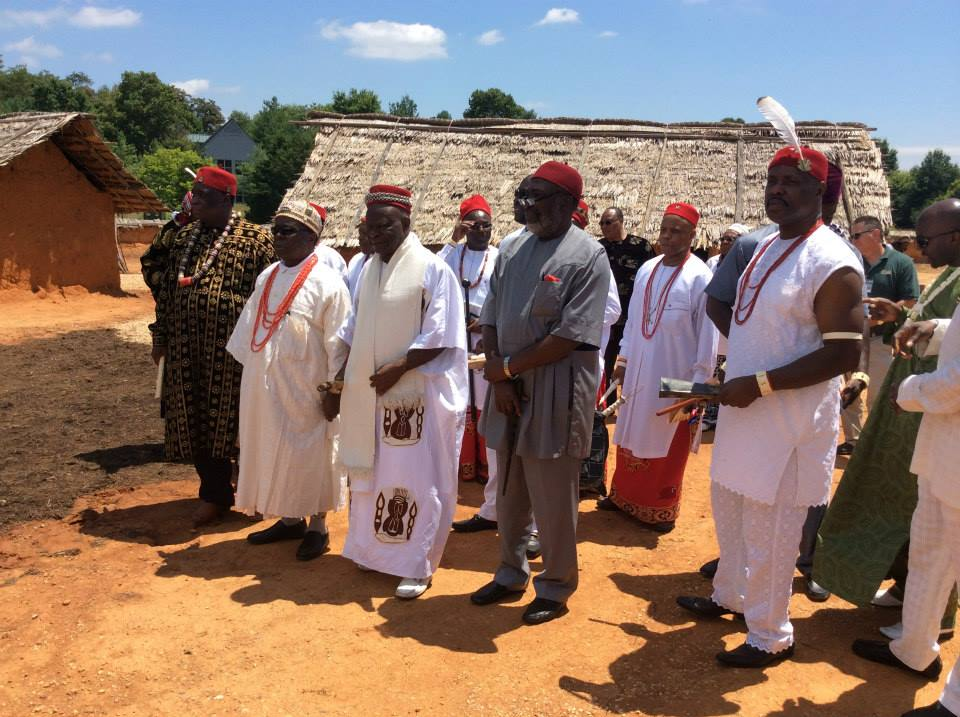 Meet the Igbo farm community located at Virginia, USA