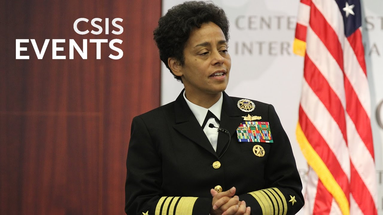 Michelle J. Howard: the first African-American woman to command a U.S. Navy ship, ranked three and four-star