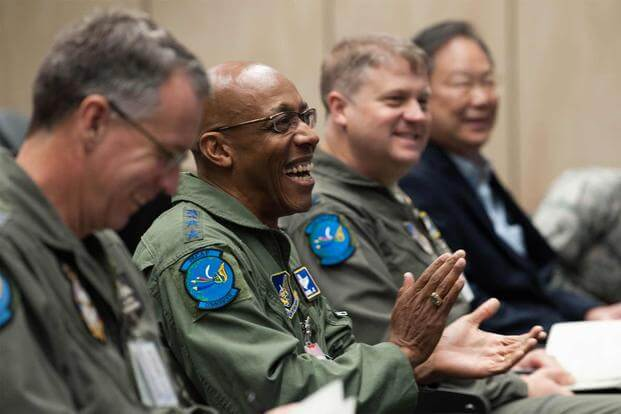 The United States Air Force is set to have its first black service chief