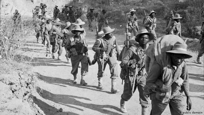 The forgotten roles played by African soldiers in the World War