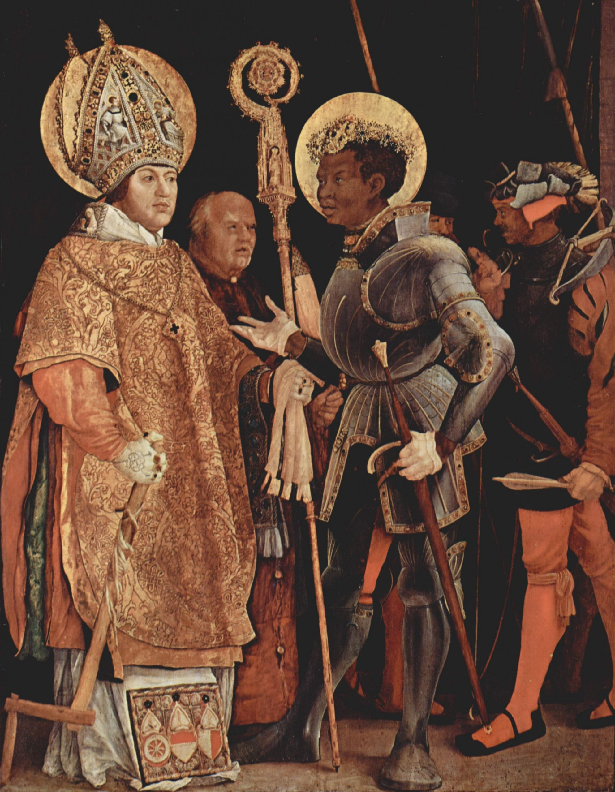 The story of black Saint Maurice: Knight of the Holy Lance