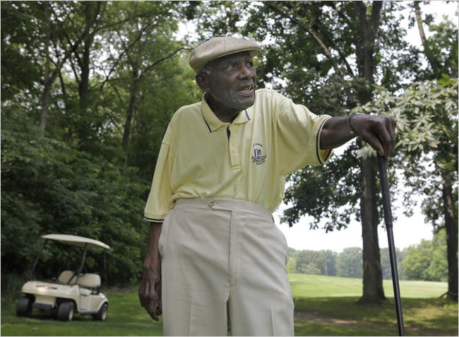 William Powell: the first African-American to design, own a professional golf course