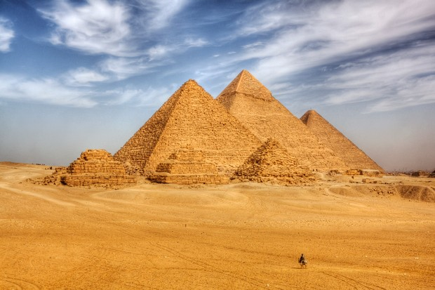 "Mystery behind the 24 ""Alien"" black-boxes discovered near Egypt's pyramids of Giza"