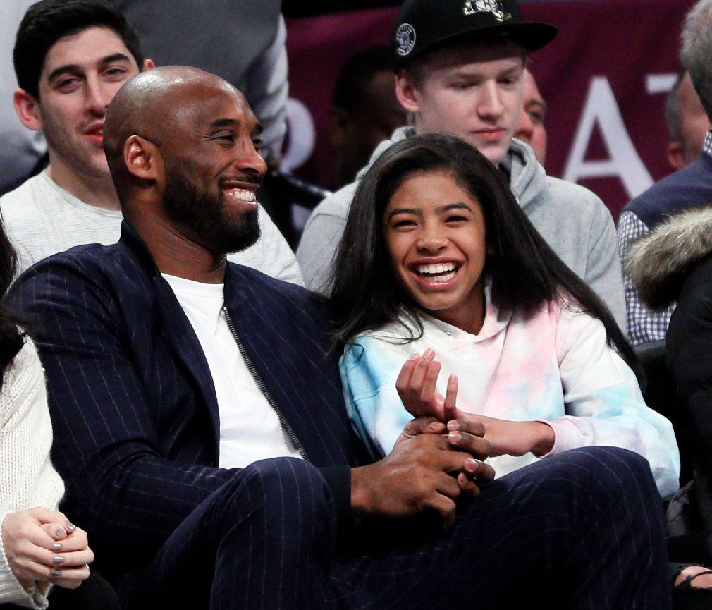 WNBA honors Kobe & Gigi Bryant with Advocacy Award