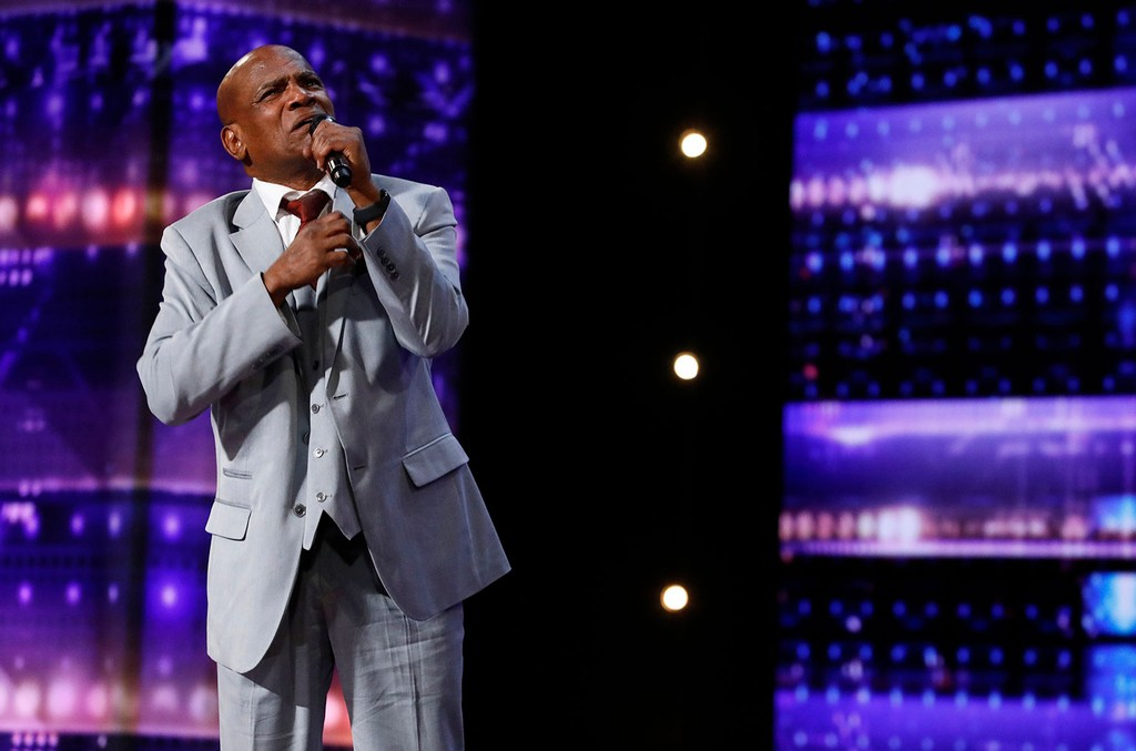 Black Man Who Spent 37years In Prison for False Crimes, Wows 'America Got Talent' Judges, Audiences