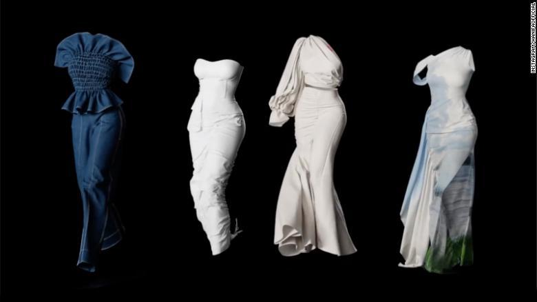 Congolese designer debuts her latest collection on Instagram live via 3D models