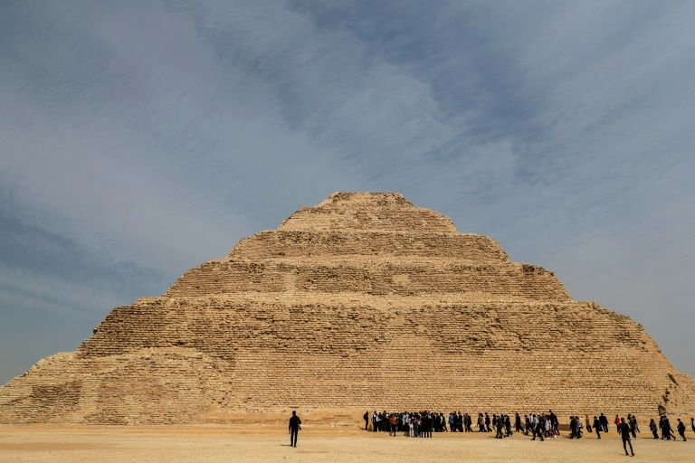 Egyptian government reopens the world's oldest pyramid