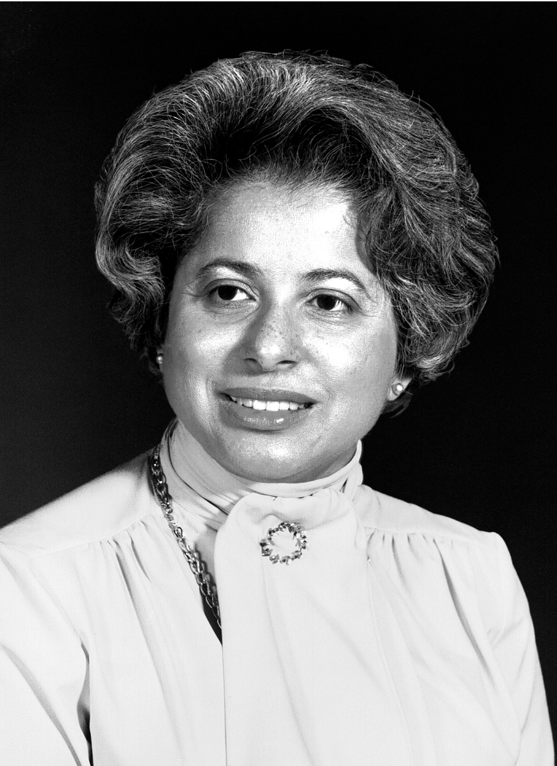Patricia Roberts was the first Black woman to serve in the United States Cabinet.