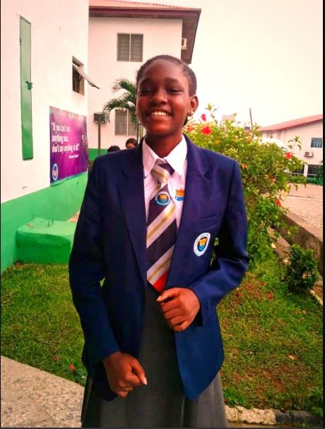 Boluwatife Arowosafe, 14-year old Nigerian girl, wins the Princess Diana Award