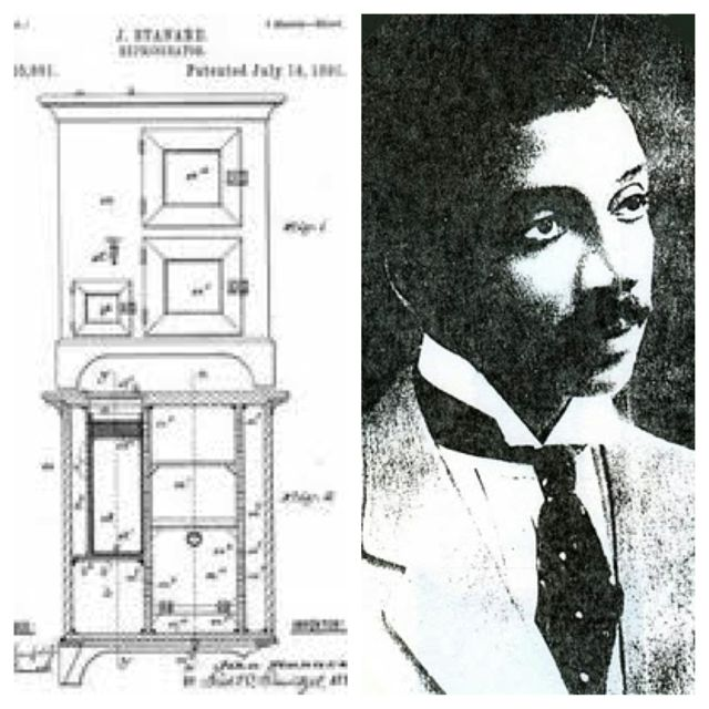 July 14: First Refrigerator invented by John Standard