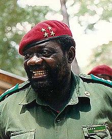 August 3: Jonas Savimbi was born