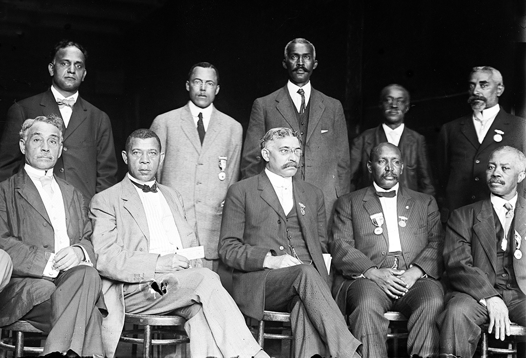 August 23: Booker Washington founded National Negro Business League