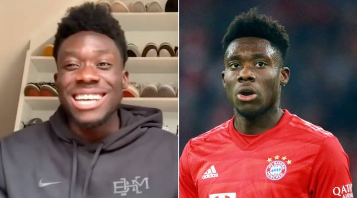 Alphonso Davies: A refugee now turned global football star