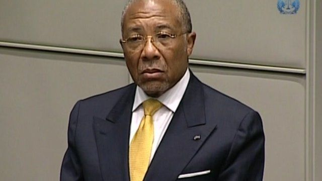 Aug 11: Charles Taylor, Liberia's President  resigns and flees to exile in Nigeria