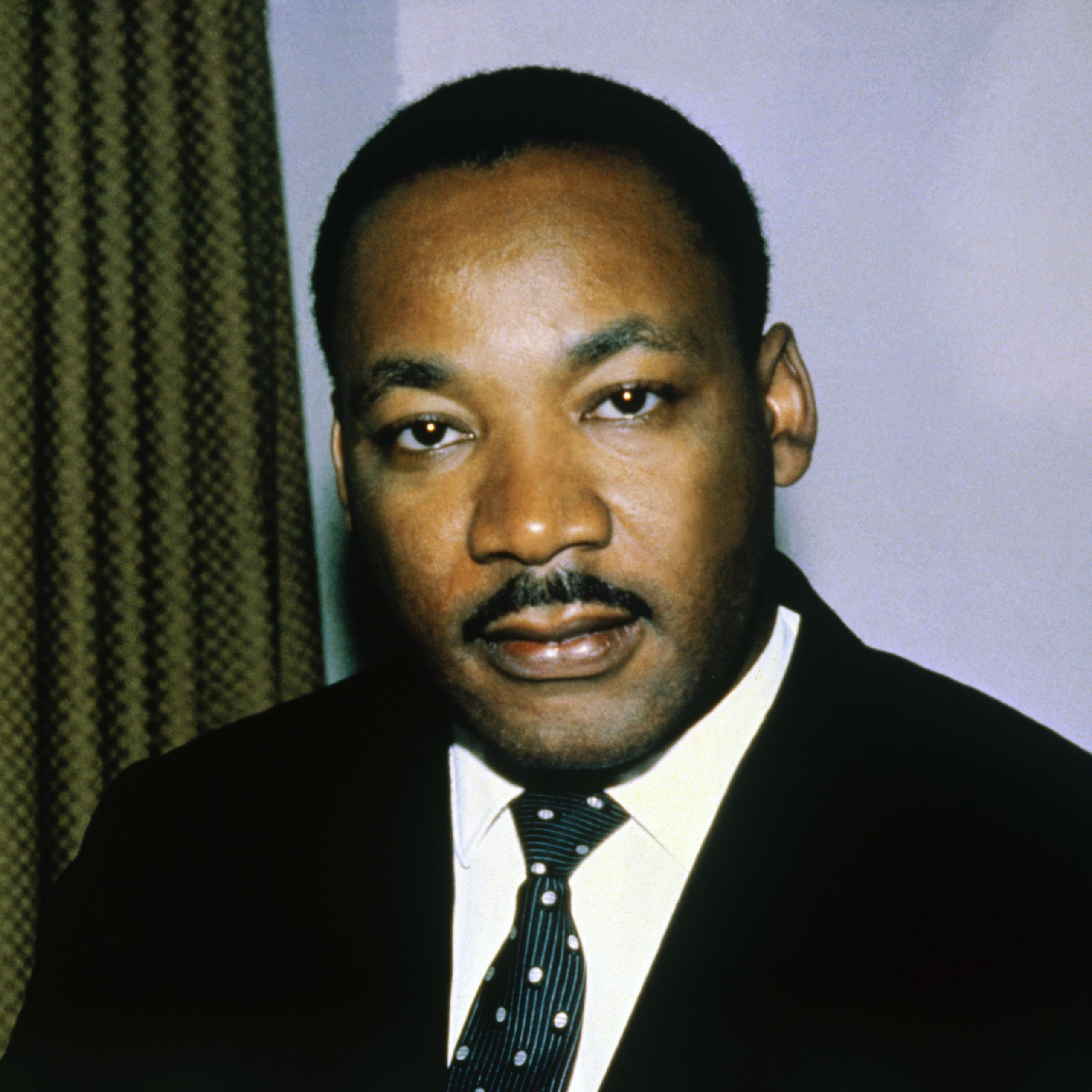 August 5: Dr Martin Luther King Jr. hit by rocks from the white protesters