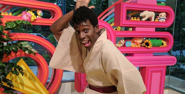 Ike Nwala, Japan's Most Sought–After Comedian, Fairytale Story