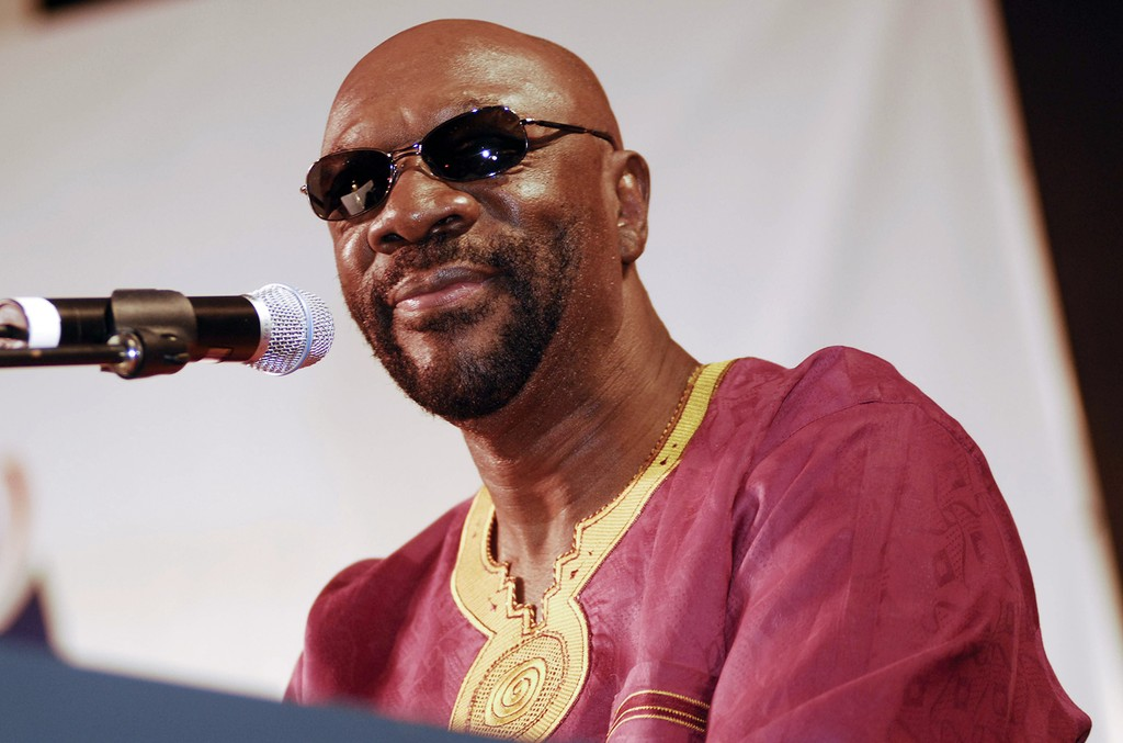 Aug 10: American singer-songwriter and actor Isaac Hayes passes on