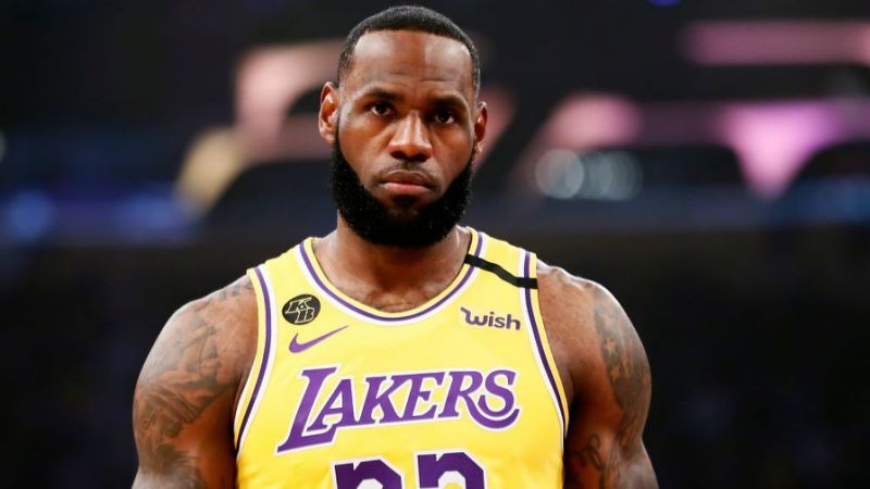 LeBron James to counter attempts at limiting racial minorities votes