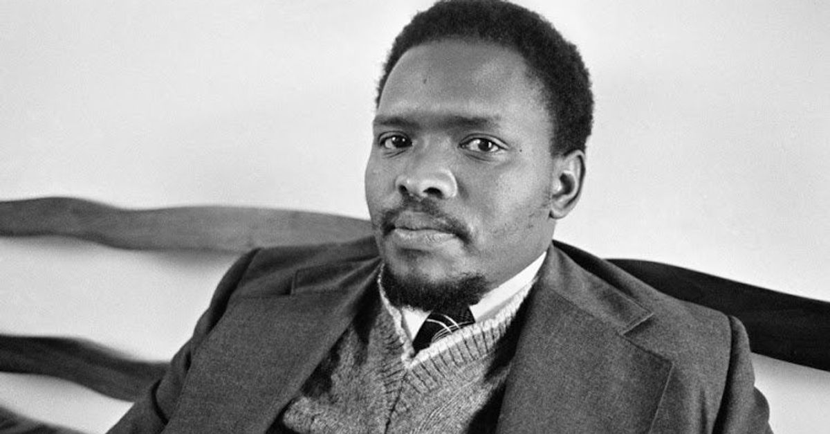 Aug 12: Stephen Biko, South African anti-apartheid activist, arrested