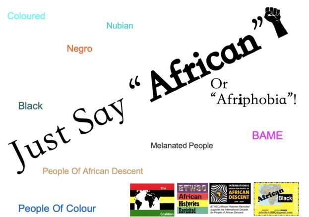 August 31 declared African History Reflection Day