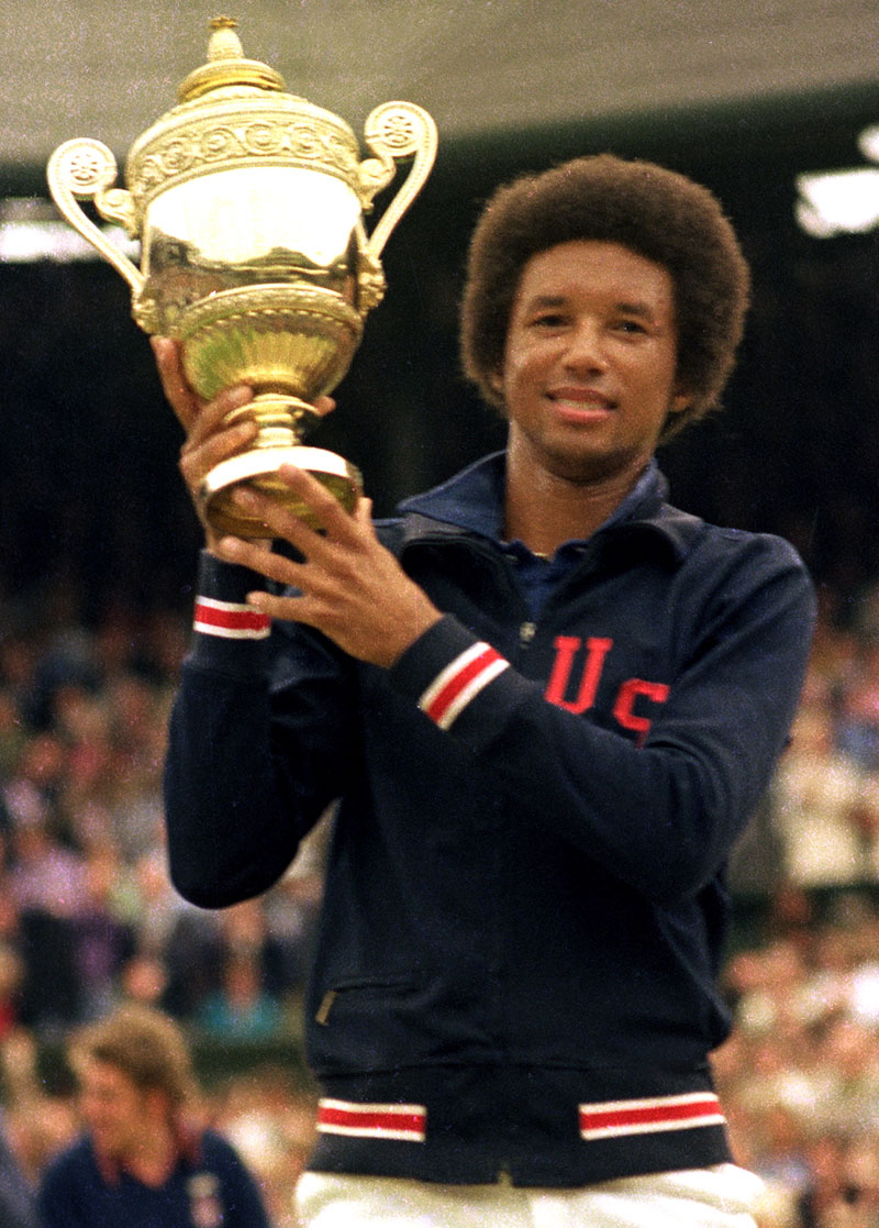 September 9 – Arthur Ashe becomes first black man to win the US Open