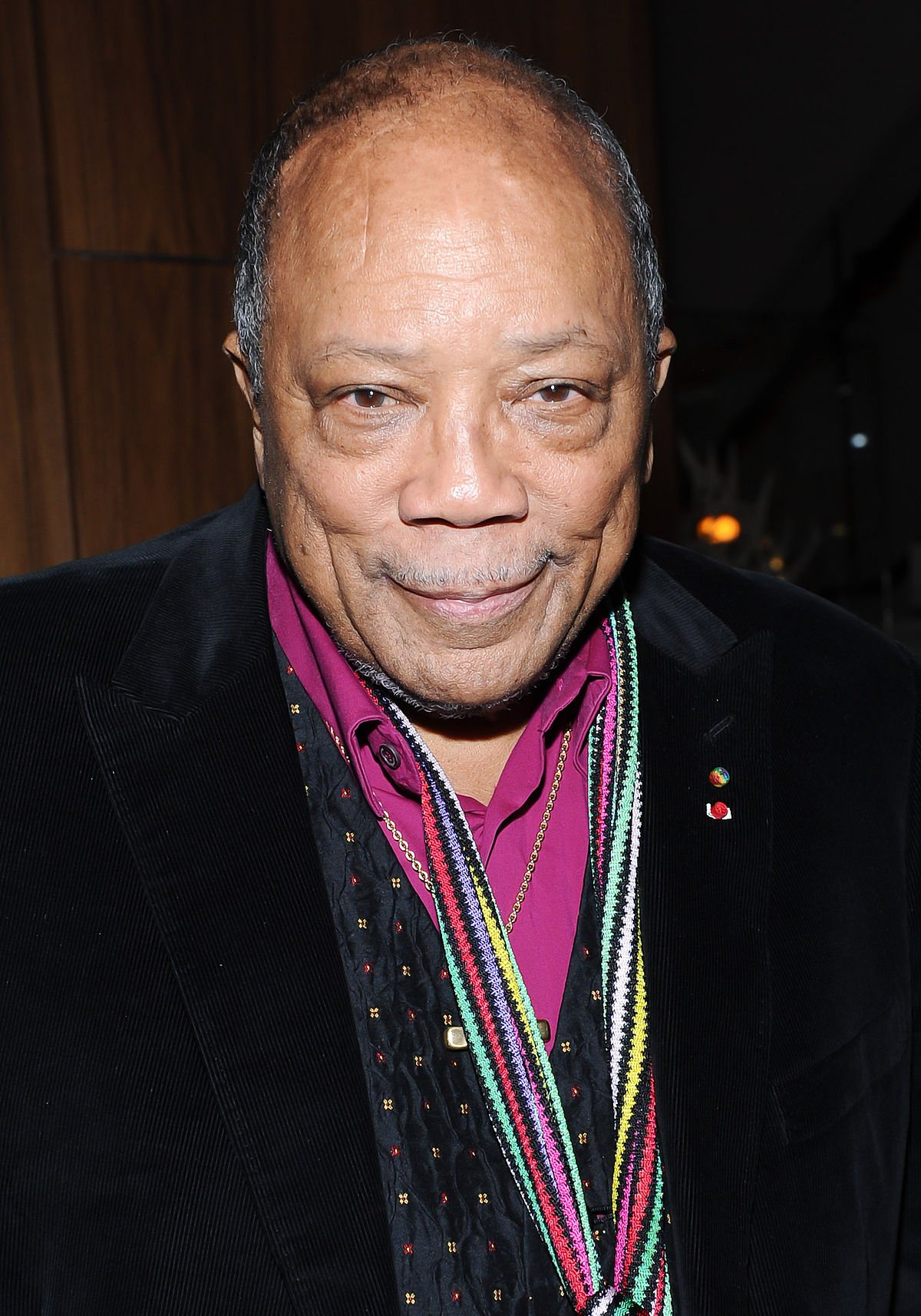 September 11 – Quincy Jones wins Emmy for musical composition
