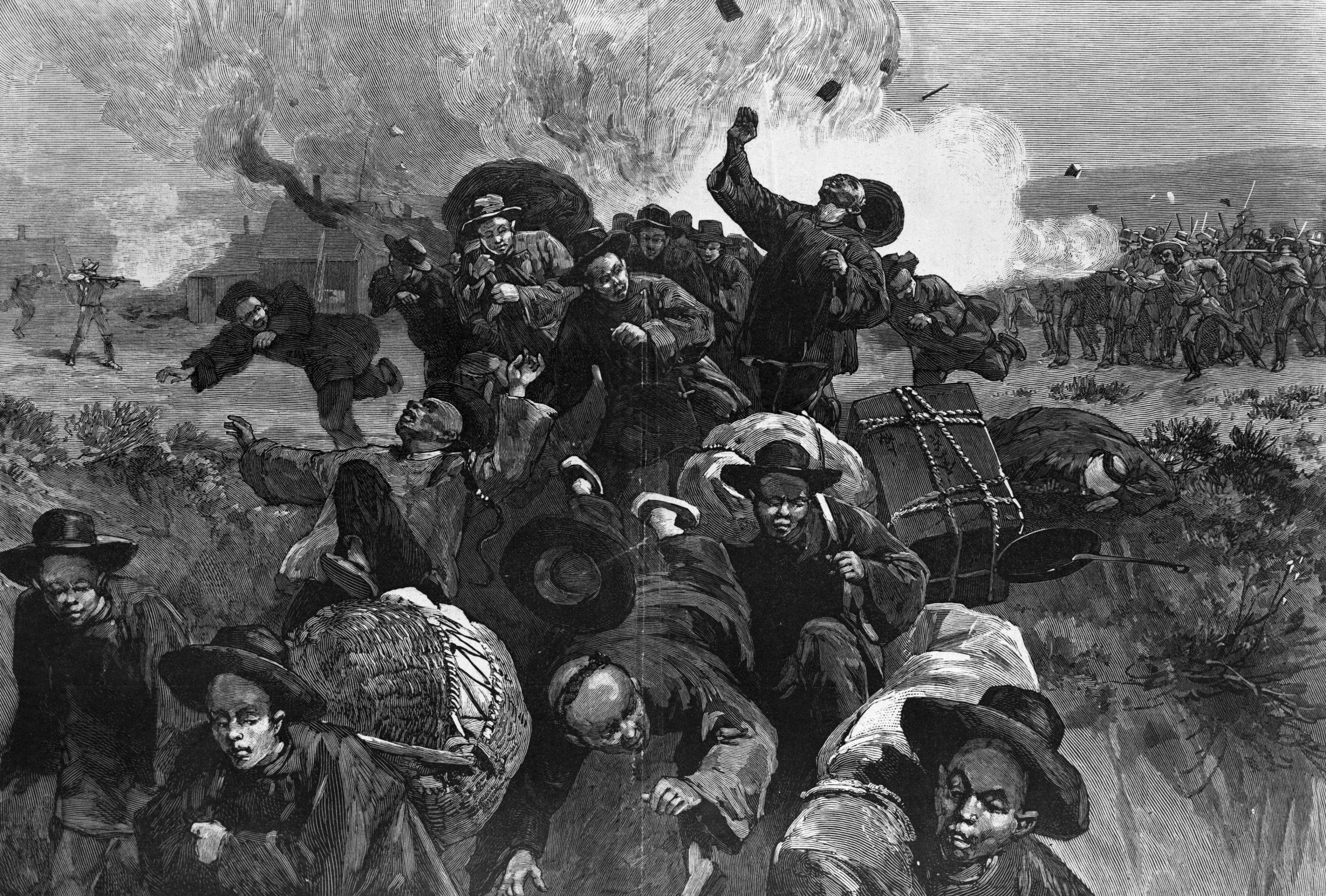 September 2: The Rock Springs Massacre