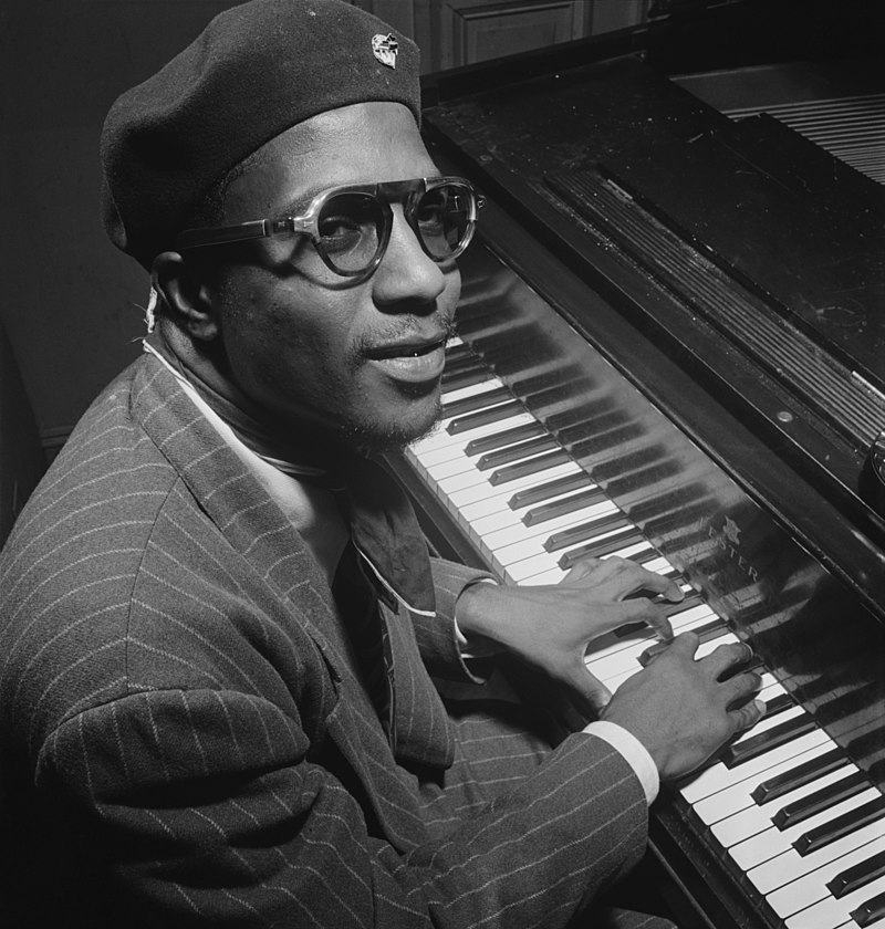 Oct. 10, 1917 – Pianist and composer Thelonious Monk born