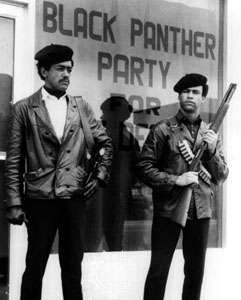 October 1 – Black Panther party founded in Oakland, US